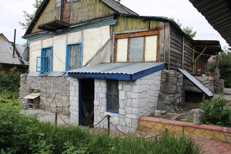 Дом ул Дунаевского
