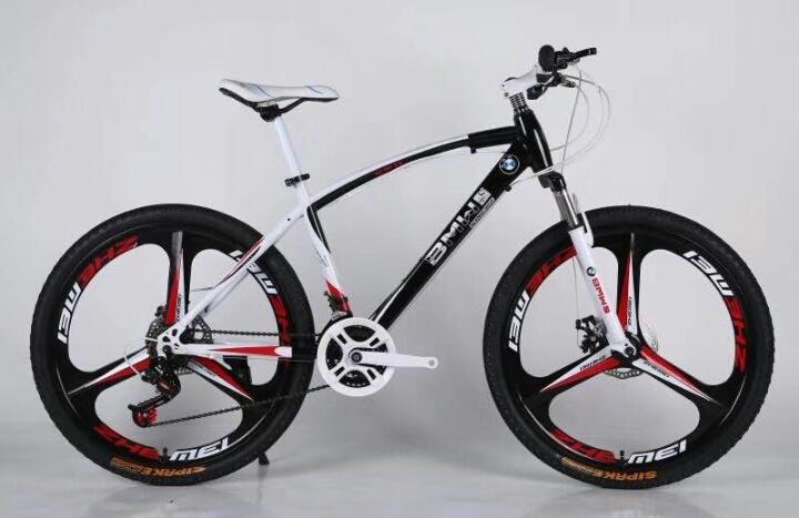 Велосипеды на литых диска
