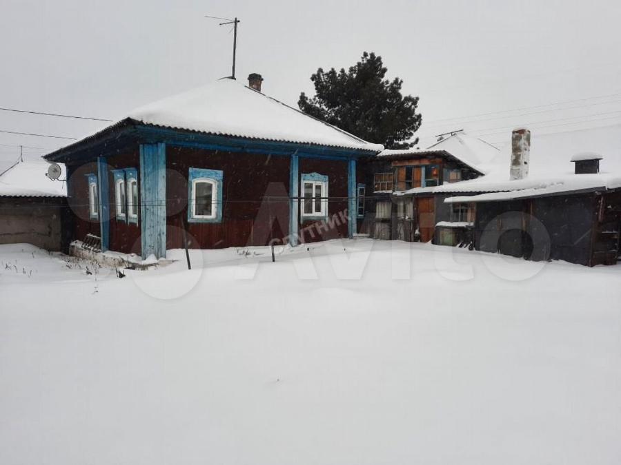 Продам дом п Новостройка