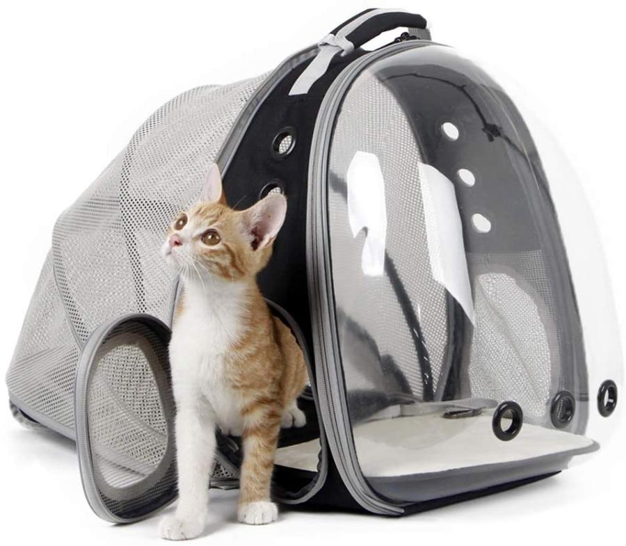 Раздвижной рюкзак для кошки или собаки