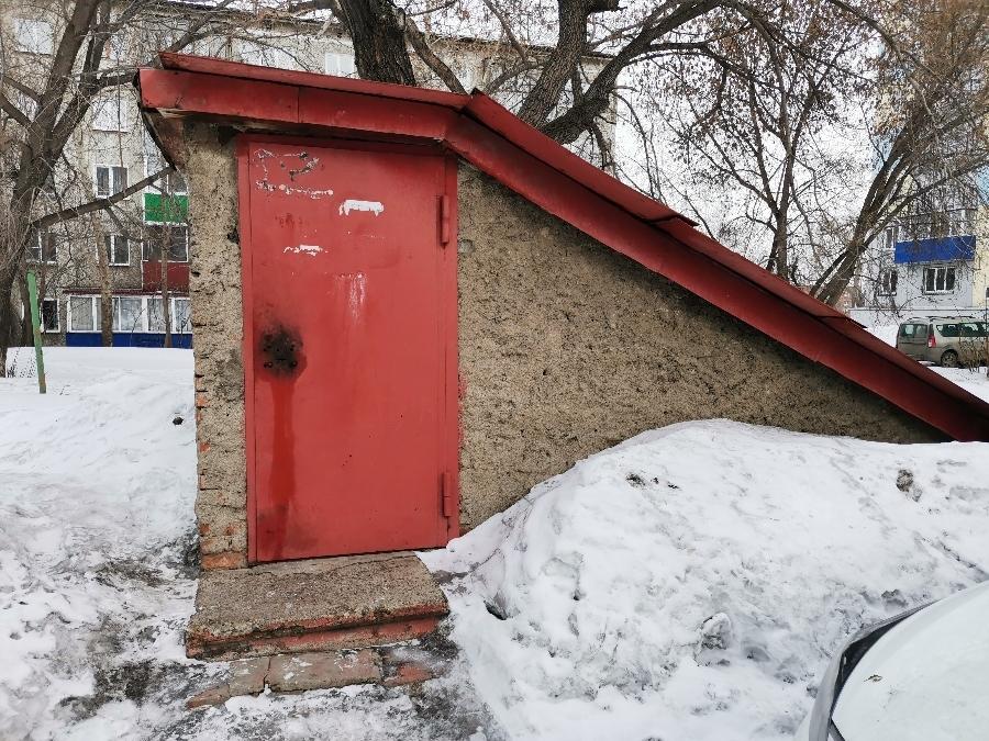 Ячейка в погребе в Белово